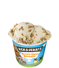 Brown Sugar Blondie Original Ice Cream