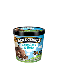 Chocolate & Nuts Original Ice Cream