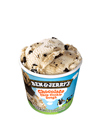 Chocolate Chip Cookie Dough Original Ice Cream