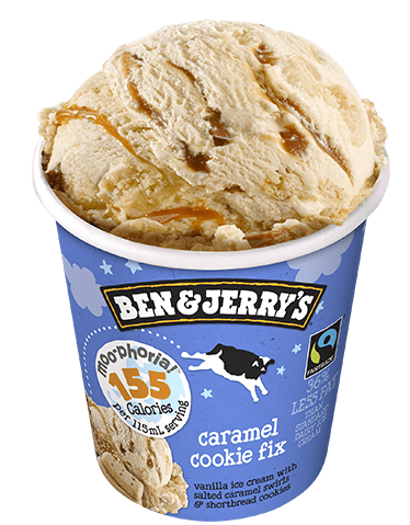 Caramel Cookie Fix Pint