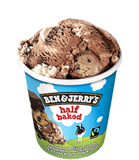 Half Baked® Original Ice Cream Pint