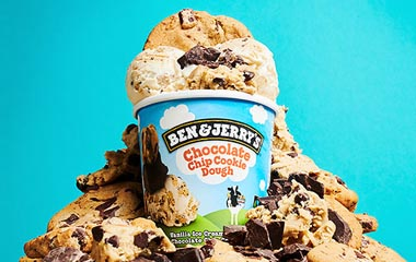 Cookie Dough Ice Cream, Inspired by an Anonymous Fan!