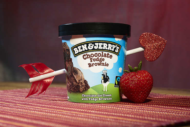 Ben & Jerry's - Valentine's Day Quiz